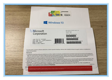 China Activación KW9 - 00136 de Internet del sistema operativo de Windows 10 Microsoft Windows proveedor