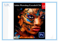 China Adobe a estrenar Photoshop Cs6 para la venta al por menor de Windows 1 versión completa Windows del usuario fábrica