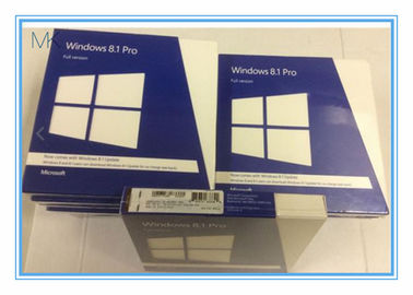 32 / 64 venta al por menor profesional de Windows del DVD de la versión de la venta al por menor de Windows 8,1 de los pedazos favorable
