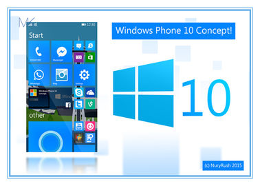Win10 favorable OEM 64bit Microsoft Windows 10 ingleses del sistema operativo 32bit